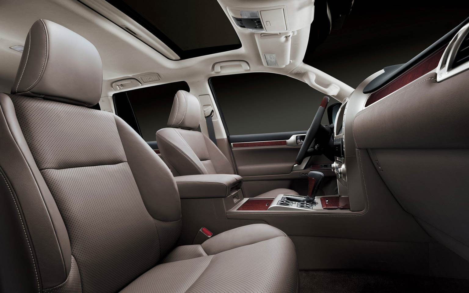 GX 460 Executive Package in Sepia Premium Leather