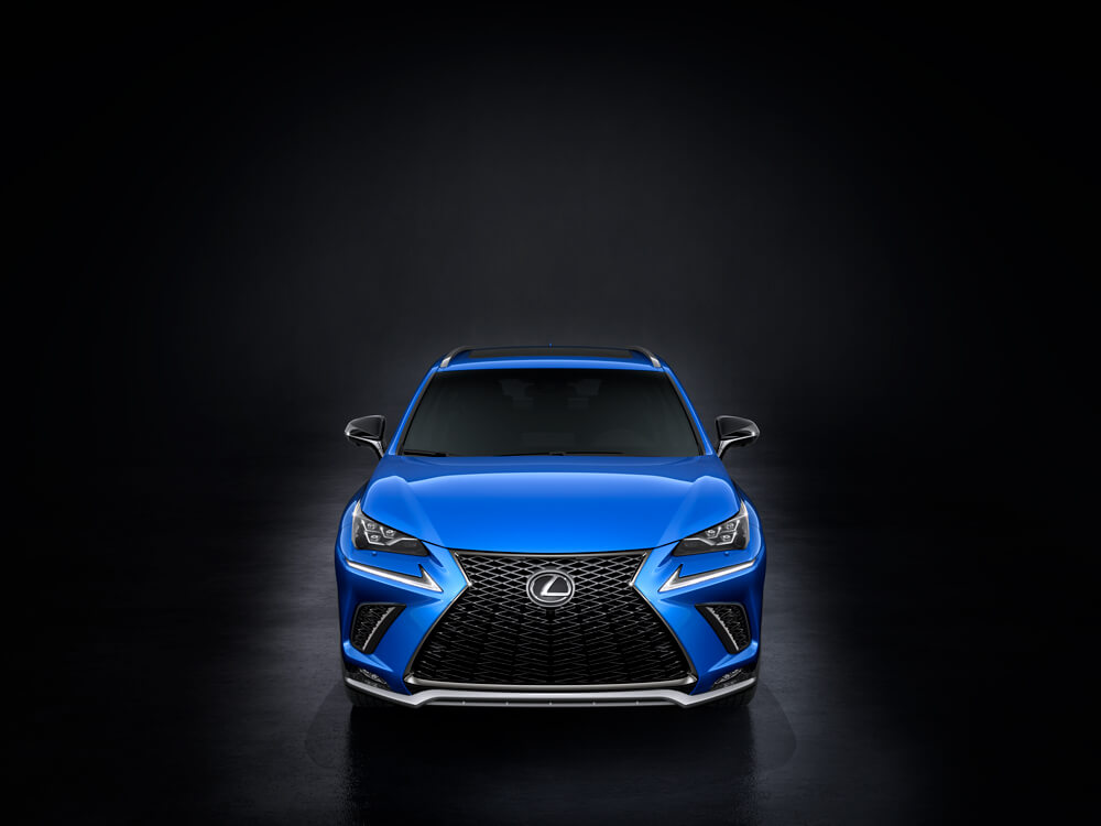 NX 300 FSPORT Series 3 in Ultrasonic Blue Mica 2.0