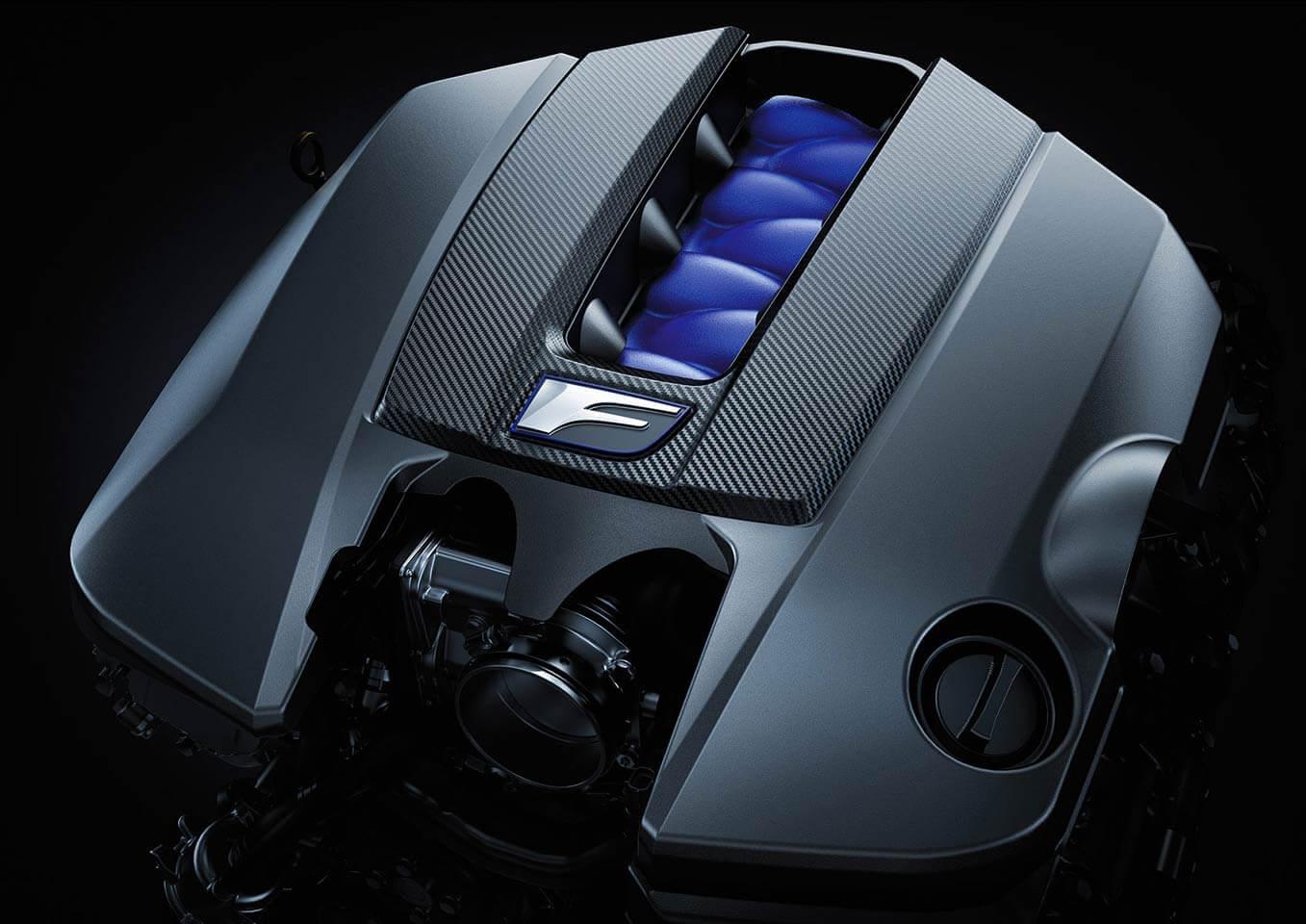 Moteur Lexus V8 de 5,0 litres