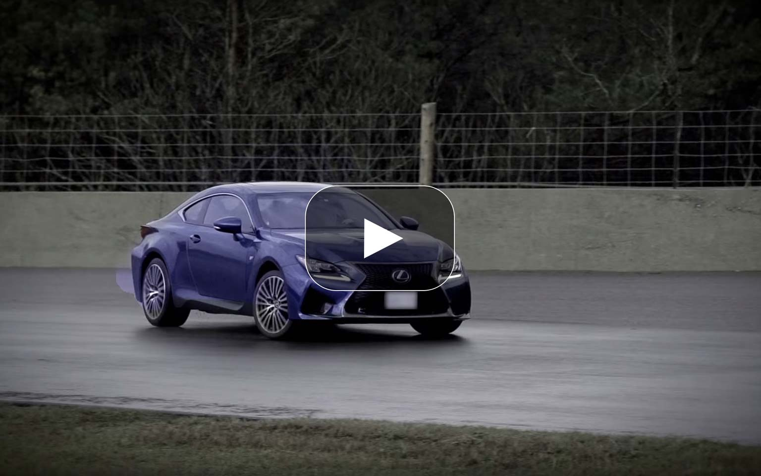 Lexus Canada Track Day With The RC F