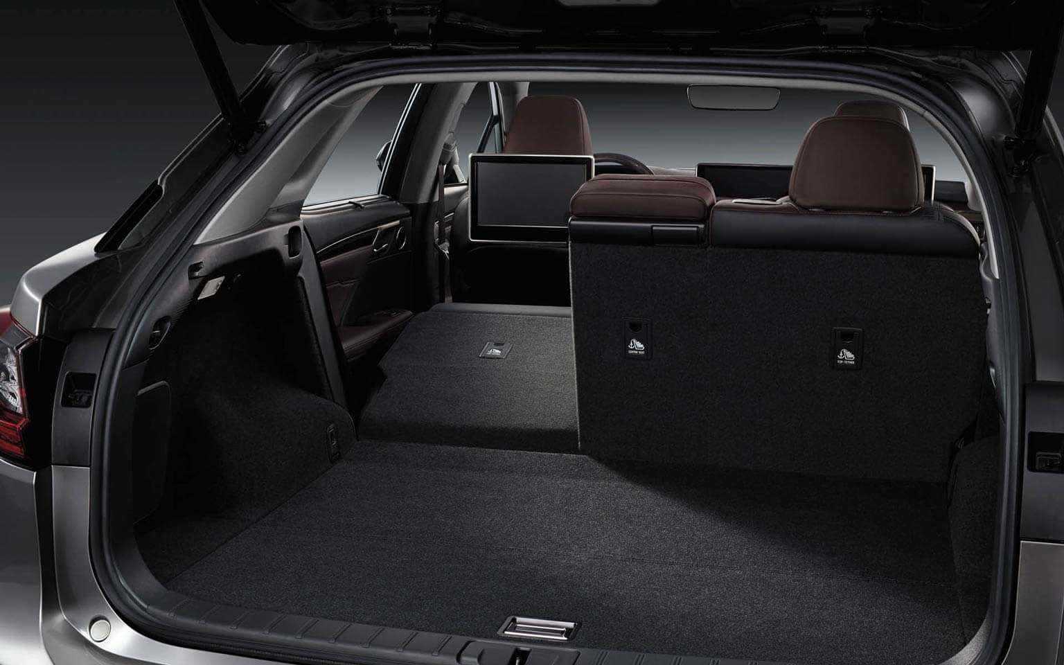 RX 450h with Executive Plus Package in Noble Brown Semi-Aniline Leather